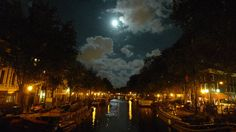 beautiful photography by Pim Kops. Amsterdam by Night