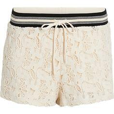 Short, Lace Shorts - Costes