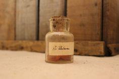 Vaso antico Speziale di balsamo di abete con di StonehillDesign
