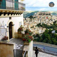 Ragusa Ibla (RG) Foto di Bianca Ferraro http://www.lasiciliadimontalbano.com/ Instagram:@bianca.ferraro.77 #lasiciliadimontalbano #luoghidimontalbano