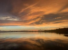 College Park Orlando, Reflection Photos, Cloud Photos, Florida Beaches, Clouds, Sky, Celestial, Sunset, Rivers