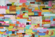 "Saatchi Art Artist Michelle Daisley Moffitt; Painting, ""Tell Me You'll Never Leave"" #art"