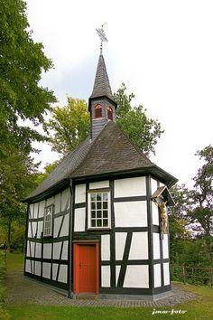 Heisterkapelle - Rückseite