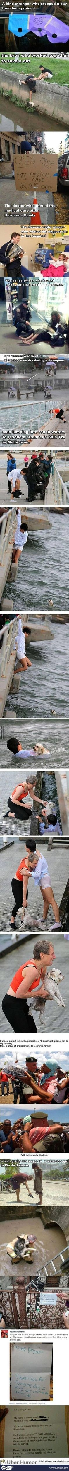 Faith in Humanity Restored Compilation 2