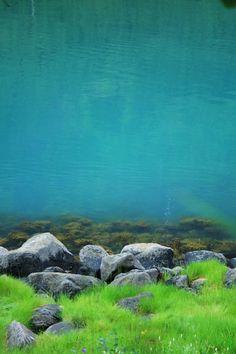 Tverrfjord - Norway (by Carambatack)  Source: streynj
