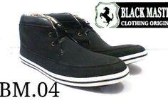 Black Mastes original handmade kode 03 size 39-43 Rp.175.000