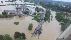 Worst natural disaster in Serbia