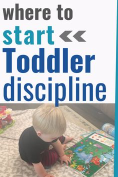 Toddler Discipline: Day 1 Dealing with Problem Behaviors – Oh Baby Love Toddler Discipline: Where to begin on day 1 if your child has problem behaviors you have been avoiding and need to deal with. Toddler Behavior Problems, Kids Behavior, Potty Training Girls, Toddler Discipline, Positive Discipline, Raising Teenagers, Terrible Twos, Toddler Schedule, Toddler Play