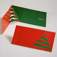 3D Popup postcards by GIOVANNIRUSSOGRAFICO , via Behance