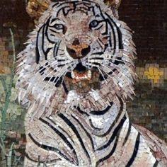 Tiger mosiac
