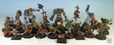 Laughing Ferret: Blood Bowl Teams Hall of Fame