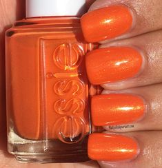 Sexy Plunge from the essie 2016 Shimmer Brights Collection | Nailpolishpursuit.com