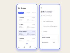 My Orders by Rajesh Lucky on Dribbble View on Dribbble Form Design Web, App Ui Design, User Interface Design, Mobile App Design, Mobile App Ui, Apps, To Do App, App Form, App Design Inspiration