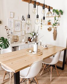 Home Interior Contemporary .Home Interior Contemporary Küchen Design, House Design, Interior Design, Dining Room Design, Cheap Home Decor, Living Room Decor, Bedroom Decor, Bedroom Signs, Kids Bedroom