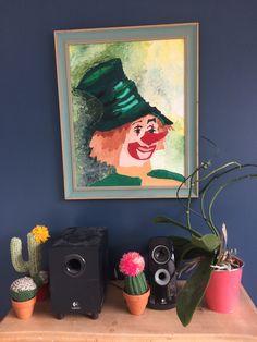 Cactus en crochet chez mes clientes Cactus, Textiles, Painting, Art, Creative Workshop, Prickly Pear Cactus, Craft Art, Paintings, Kunst