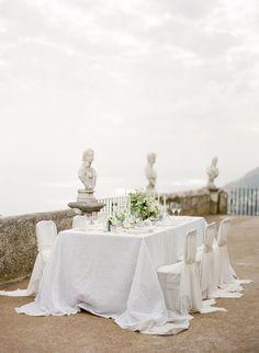 Amalfi Coast Wedding Editorial