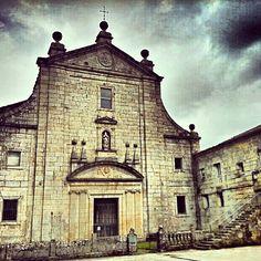 Monasterio de #Montederramo en #RibeiraSacra #Ourense #Spain by @Caserío da Castiñeira via Instagram