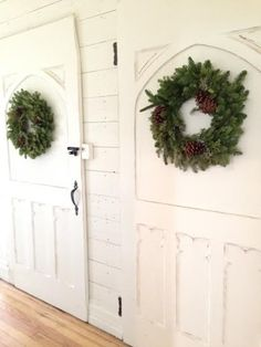 Wreaths: A simple and beautiful touch for the holidays
