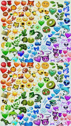Pin by Nayllaraini_ on Wallpaper emoji in 2019 Emoji Wallpaper Iphone, Iphone Wallpaper Images, Iphone Wallpaper Tumblr Aesthetic, Cartoon Wallpaper Iphone, Rainbow Wallpaper, Mood Wallpaper, Iphone Background Wallpaper, Cute Disney Wallpaper, Aesthetic Pastel Wallpaper