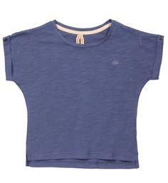 Tee-shirt Bleu foncé ♥ (taille: 14 ans) pour 7,99 euros