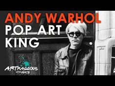 """Top 10 Most Famous Paintings by Andy Warhol. Andy Warhol, the prominent American artist, possesses the most noteworthy situation among the experts of the Visual Art Movement """"Pop Art"""", managing topics especially existent in the watcher's quick condition. Famous Pop Art, Most Famous Paintings, Andy Warhol Pop Art, Pop Art Images, 6th Grade Art, Middle School Reading, Collaborative Art, Art Lesson Plans, American Artists"""