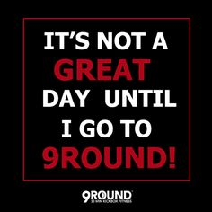 Do you want to know a GREAT way to start your day? A 9Round workout! Yes, it's more energizing than coffee, and trust us, the results that follow are better than any caffeine buzz you'll ever get! That's because 9Round delivers total body results in a quick and convenient 30-minute workout with NO class times and a trainer with you EVERY step of the way. #30MinuteWorkout #9RoundBattlefieldPkwy