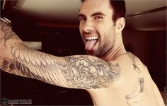 How can you not love Adam Levine? ;)