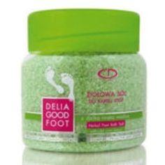 W Klubie Ekspertek możesz przetestować i ocenić Delia Good Foot Ziołowa Sól do Kąpieli Stóp (pinterest)