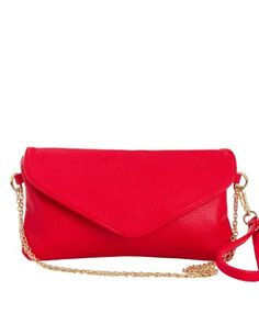 Cappuccino Red Sling Bag #ohnineone