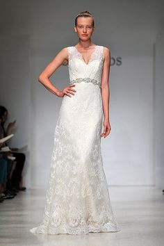 Dress of the day 3.18.12  Christos : Irina    Click on our blog for our daily pick!