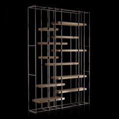 Massimo Castagna Cage B Shelving System