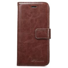 Magnetic Card Slot Wallet Stand Leather Flip Case for iPhone 6 / 6s #women, #men, #hats, #watches, #belts, #fashion, #style