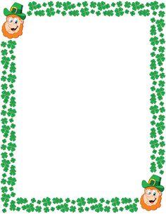 108 Best St Patricks Day Stationery Images St Patricks Day
