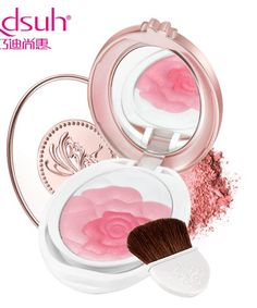 Cheap blush powder, Buy Quality cheek blusher directly from China baked cheek Suppliers: Qdsuh Butterfly Love Rose Blush Powder Natural Soft Makeup Palette Baked Cheek Blusher 2 Color Highlighter Blusher Makeup, Blusher Tips, Cheek Makeup, Soft Makeup, Makeup Blush, Natural Makeup, Homemade Blush, Homemade Skin Care, Homemade Moisturizer