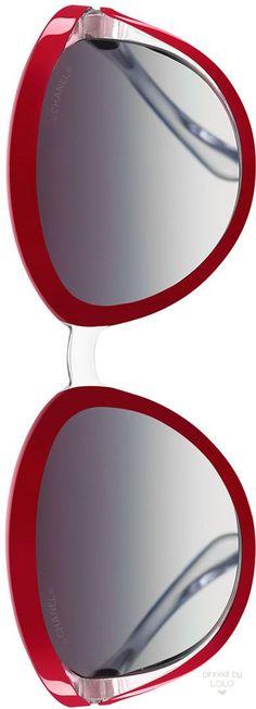 Chanel Eyewear #ChanelEyewear Visit espritdegabrielle.com | L'héritage de Coco…