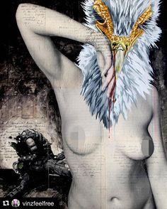 Aves urbanas #Repost @vinzfeelfree  #KO #riots #riotspolice #defense  #collage #nude #naked #fight #vinzfeelfree  See uncensored version :  http://ift.tt/2bq2zs9