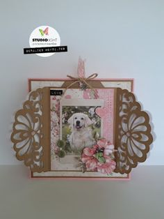 3d Cards, Craft Cards, Ticket, Marianne Design, Studio Lighting, Animal Cards, Making Ideas, Stampin Up, Christmas Cards