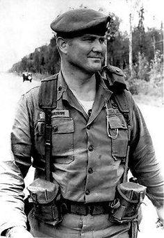 Vietnam War Hero Norman Schwarzkopf