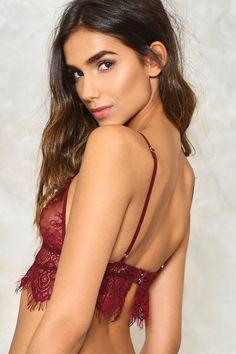 Taryn Lace Bralette