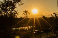 Paisagem de minha cidade ²   - Jaú-sp   #jau #landscape #nature #natureza #pordosol #sunset
