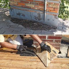 "No Chimney Cricket A wide chimney forms a dam on your roof. Debris builds up behind that dam and holds moisture, which leads to rusted flashing and wood rot. Any chimney wider than 30 in. needs a ""cricket,"" or ""saddle"": basically a small roof built behind the chimney. A properly installed chimney cricket will direct water and debris around the chimney and off the roof. If your chimney doesn't have one, watch for holes rusting through the flashing. If you're getting a new roof, be sure the…"