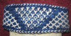 Ravelry: Willow Ware pattern by Lisa Grossman Knitting Socks, Knitting Projects, Needlework, Knit Crochet, Lisa, Weaving, About Me Blog, Ravelry, Blanket