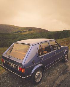 Volkswagen Golf Mk1, Mk 1, Golf 1, First Car, Go Kart, Old School, Dream Cars, Random, Classic