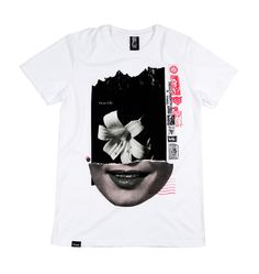Camiseta blanca original - Dear Lily - YONIL   Compra en GRAFITEE