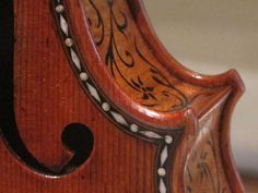 1683 Antonio Stradivari violin in the Ashmolean Museum - Martin . Music Love, Art Music, Music Is Life, Violin Repair, Antonio Stradivari, Violin Family, Cool Violins, What's Life, What Is Life About