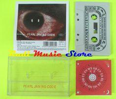 MC PEARL JAM No code 1996 EPIC EPC 484448 4 cd lp dvd vhs