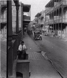 Royal St.  1926