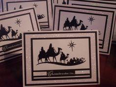 Come to Bethlehem stamp set