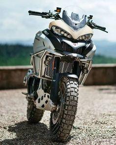 RankXerox Ducati Enduro, Moto Ducati, Bmw Scrambler, Ducati Motorcycles, Motorcycle Camping, Motorcycle Design, Bobbers, Ducati Multistrada 1200, Cb 500