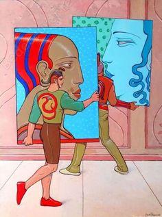 Jean Giraud, Moebius Art, Science Fiction, Comic, Family Guy, Guys, Fictional Characters, Sci Fi, Comic Strips
